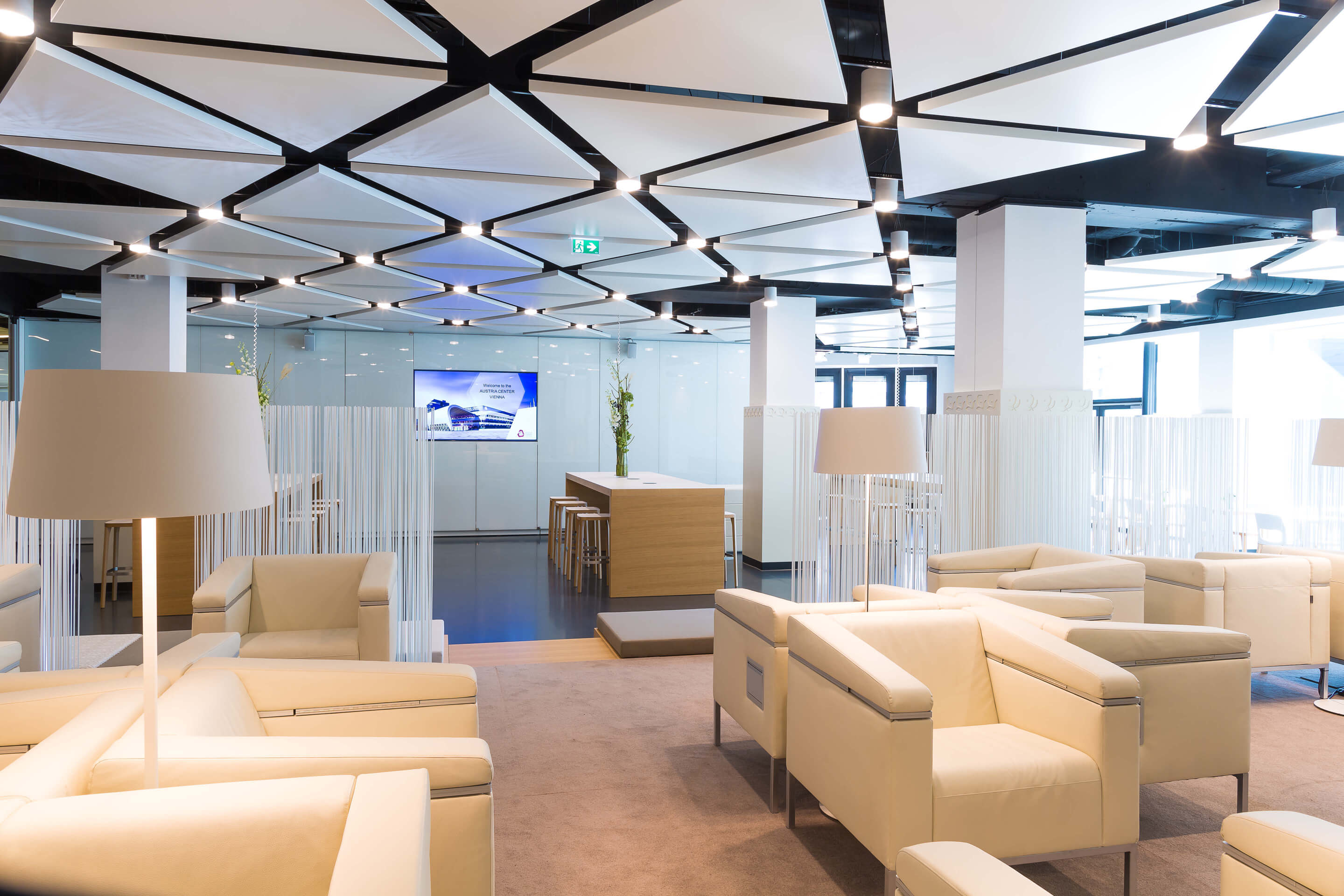 Foto: Raum Level 0 Business Lounge