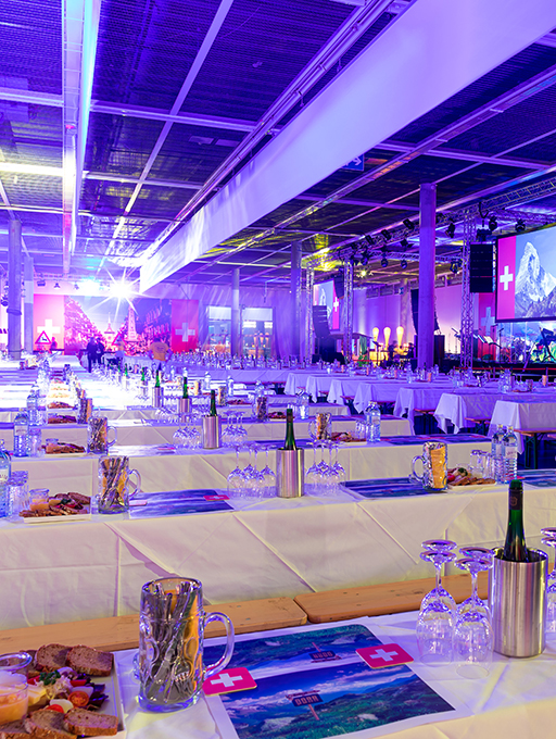 Photo: Main building Level -2 hall corporate event