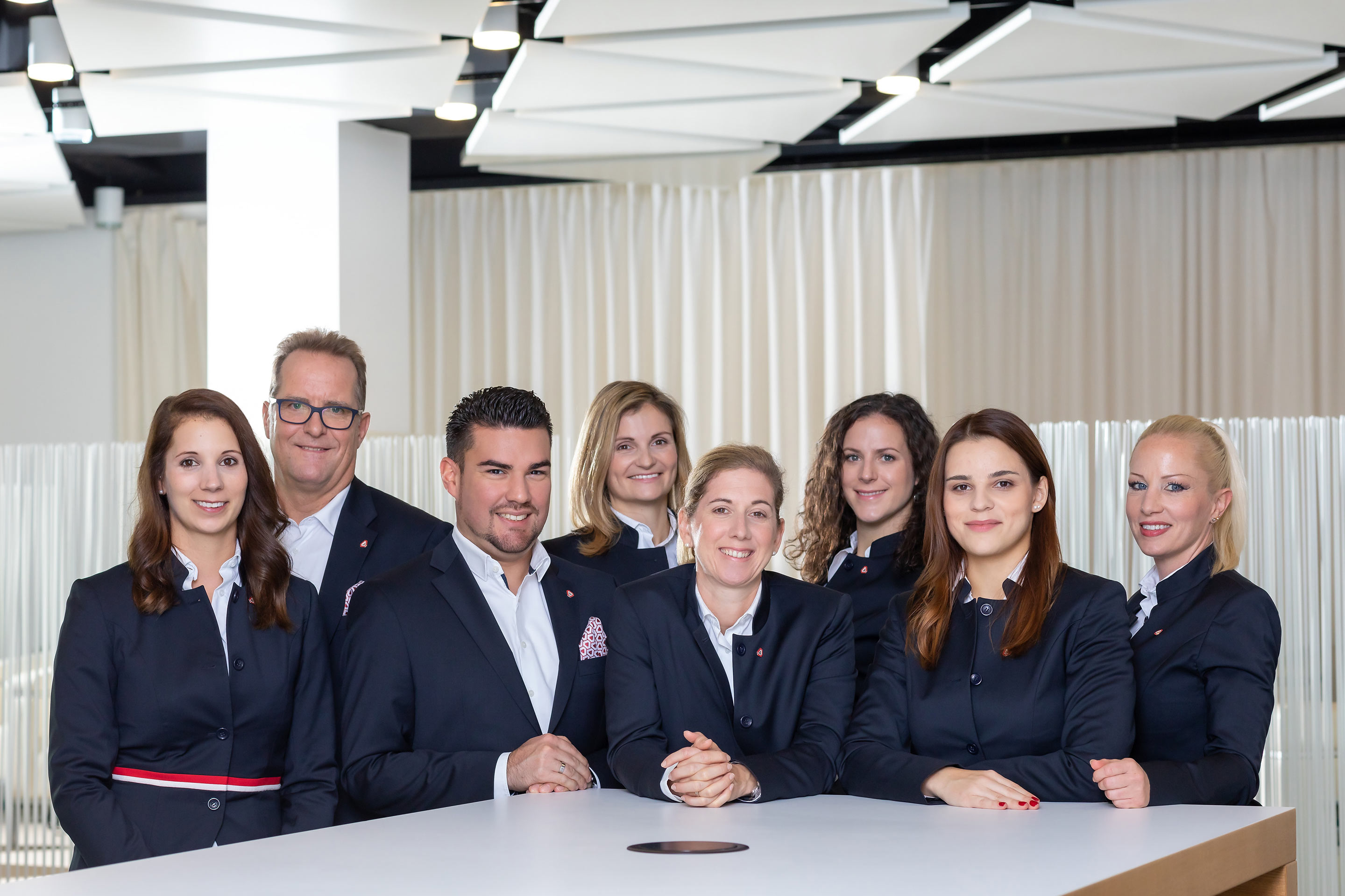 Foto: Sales Team Austria Center Vienna
