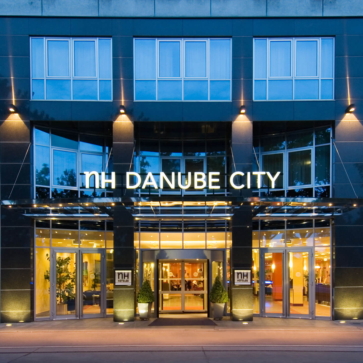 Foto: Hotel NH Danube City