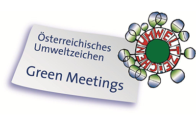 Logo: Green Meetings Logo